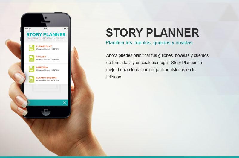 Planifica tus cuentos, guiones y novelas