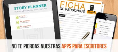 Apps para escritores de Literautas